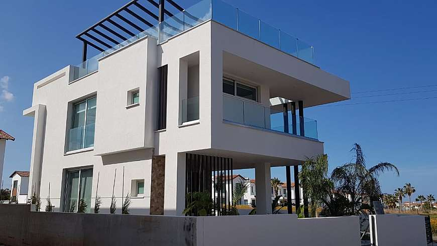 3 Bedroom Detached Luxury Villa/Ayia Triada