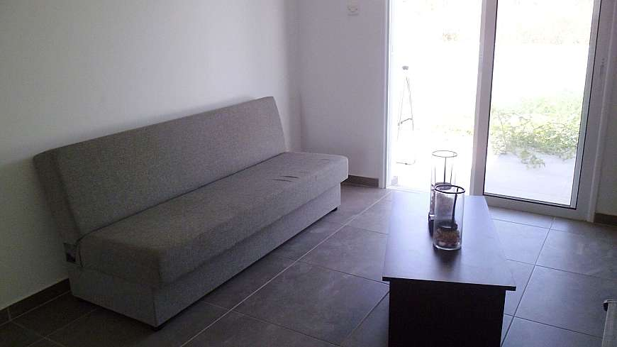 2 Bedroom Ground Floor Apartment in Kapparis