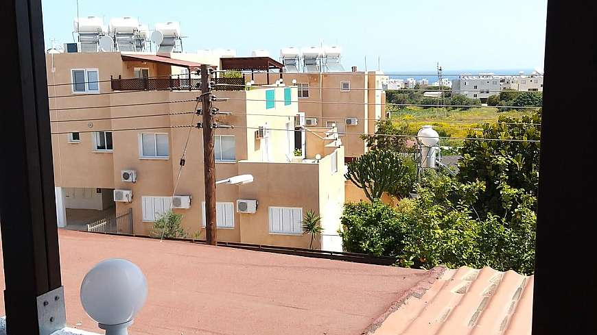 2 Bedroom Sea View Apartment in Kapparis with TITLE DEEDS