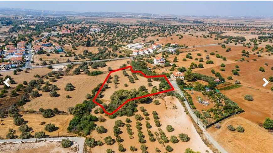 Land for sale/Mazotos