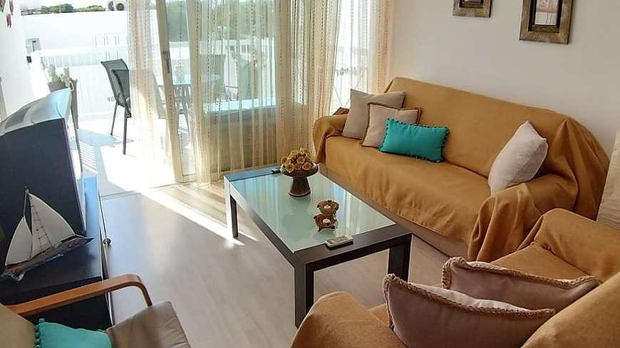 2 BEDROOM GROUND FLOOR APARTMENT IN PARALIMNI