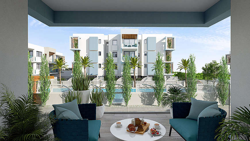 SSUPER OFFER - FOR QUICK SALE - 1 Bedroom Luxury Apartment/Paralimni