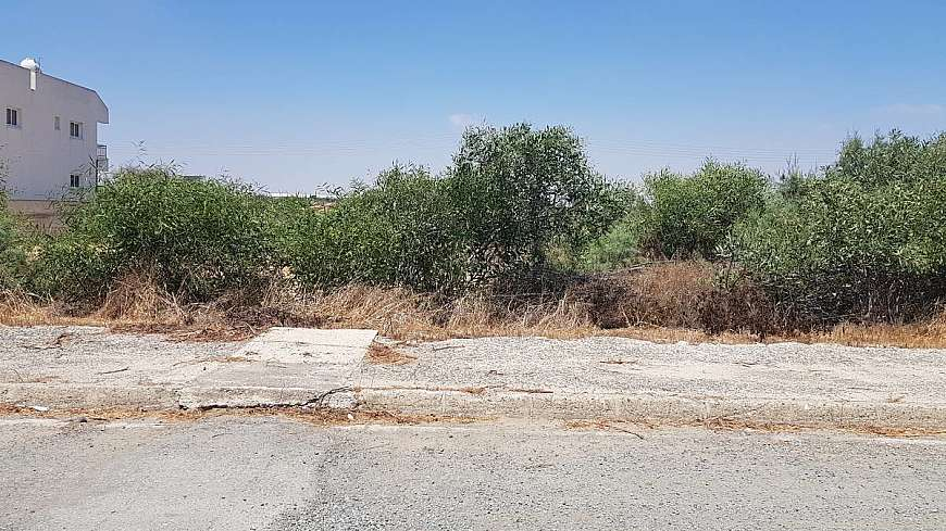A NICE RESIDENTIAL PLOT IN PARALIMNI BY THE LAKESIDE