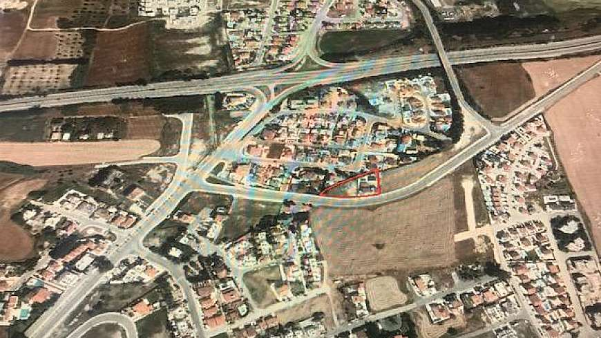Land -Building plot ,off Larnaca Dhekelia road