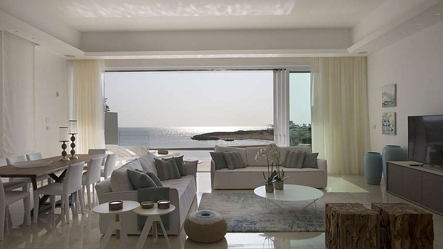 SPECIAL OFFER FOR QUICK SALE-5 Bedroom Luxurious Beach Front Villa/Pernera