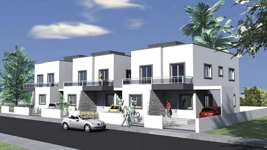 Kokkines -4 bedroom Semi Detached Houses