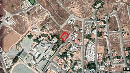 LAND FOR SALE IN PARALIMNI