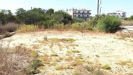PLOT IN PARALIMNI FOR SALE