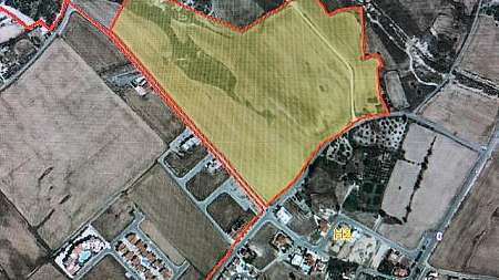 Land for sale/Pyla