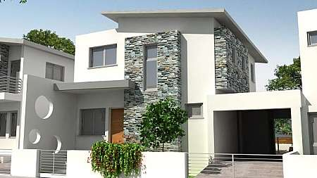 3 bed houses in Pyla-Carisa Aria Gardens