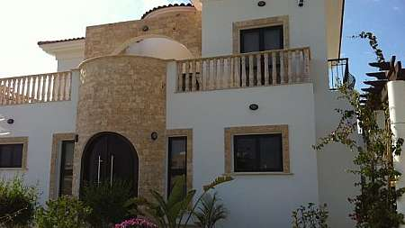 Luxury three bedroom detached villa off Larnaca-Dhekelia road, Larnaca