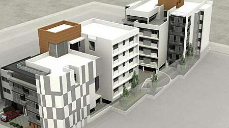 Build­ing for sale/​Larnaca Centre