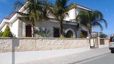 6 Bedroom Luxury House For Sale, Larnaca