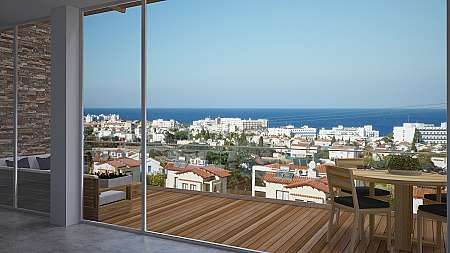 3 Bedroom Semi-Detached Luxury Villa/Profitis Elias-Protaras