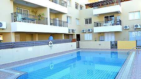 1 Bedroom Apartment in Paralimni with Title Deeds
