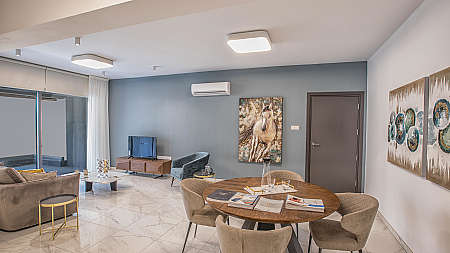 1 Bedroom Luxury Apartment in Paralimni