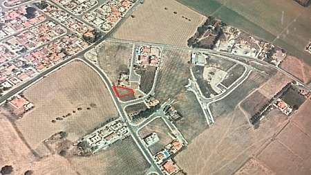 Land for sale/Pano Lefkara