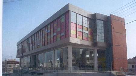 Shopping centre for sale/Larnaca