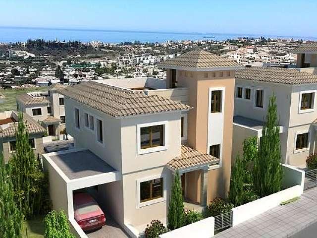 3 bdrm houses for sale/Limassol - Investia
