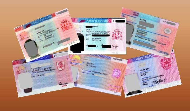 LONG TERM RESIDENCE PERMIT