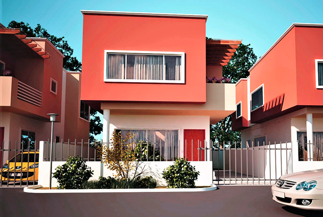 Cyprus Real Estates TOWNHOUSE