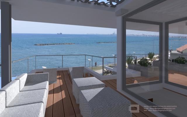 Продажа недвижимости в ларнаке у моря